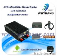 Sell GPS camera tracker with fuel monitor