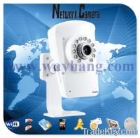 Sell P2P H.264 IP network Camera WH213W-IR