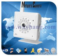 Sell Mini P2P IP network camera for baby monitor