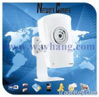 Sell Cloud wireless wifi H.264 mini house ip camera with 2way audio