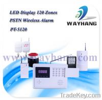Sell Clock Display Top Value PSTN Security Alarm System