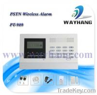 Sell 100 wireless zones LCD PSTN alarm with Contact ID