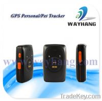 Sell  for Quad Band Personal Micro Tracking Kit Waterproof Personal/Pet GPS
