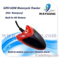 Sell Waterproof GPS Motorcycle/Vehicle Tracker