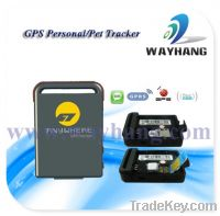 Sell Personal gps Tracker Support saving gprs datas in blind area