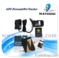 Sell smart car GPS tracker with overspeed alert handheld