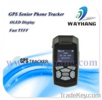 Sell OLED Lone Worker and Senior Care GPS Phone