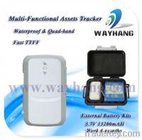 Sell Multi-Functional Mini Assets Waterproof GPS Tracker