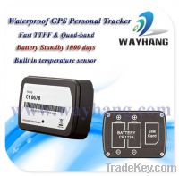 Sell waterproof long time standby GPS personal tracker