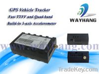 Sell Powerful and Versatile Vehicle Tracking Device