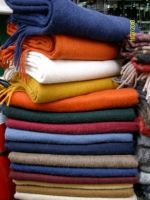 FINE BLANKETS IN ENTIRE COLORS