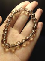 Sell bracelets, Smoky quartz, natural gemstone