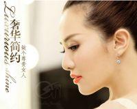 Sell earrings and silver earring drop