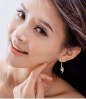 Sell fashion drop earrings sterling silver jewelry