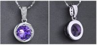 Sell silver necklace pendants