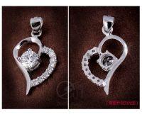 Sell pendants fashion silver necklace pendants