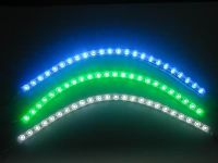 Sell Clear Ruber Encased Flexible LED Strip