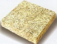 Green building material: green wood mineralized board