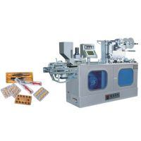 Sell DPB-140E Flat Plate Auto Blister Packing Machine