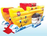 Inflatable Tommy Tugboat