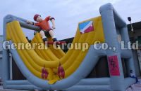 Inflatable Reme Slide