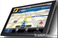 Sell 7inch GPS navigator with FREE map