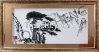 Iron Pictures Gifts Chinese Crafts Presents House Decoration Art of works
