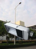 solar powered LED street light  of  power