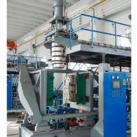 Blow moulding machine, 200 Liter, 1 Layer