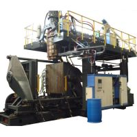 plastic blow moulding machine, 220 Lliter, 1layer