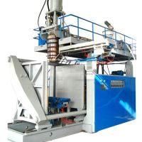 plastic Blow moulding machine, 1000 Liter, 1 Layer
