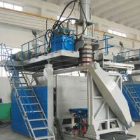 plastic Blow moulding machinery, 1000 Liter, 1 Layer