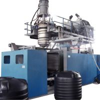 Blow moulding machinery, 2000 Liter, 2 Layer