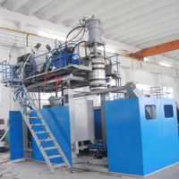 plastic Blow moulding machine, 2000 Liter, 2 Layer