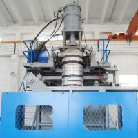 plastic Blow moulding machinery, 2000 Liter, 2 Layer