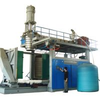 Blow moulding machinery, 3000 Liter, 1 Layer