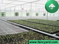 Planting bench, rolling bench, movable bench, planting tables