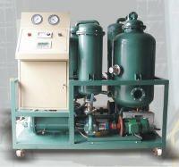 Turbine Oil Filtration, oil purification, oil reclamation