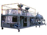 Sell Waste motor oil regeneration, oil refinery machine