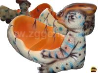 Sell Dino-baby pushcart
