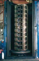 Crankcase parts washer