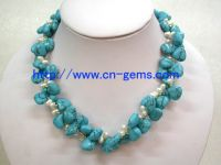 Sell elegant turquoise necklace