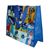 NIVEA PP woven shopping bag
