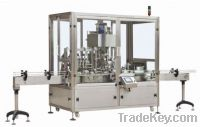 Filling, Capping And Labeling Machine