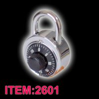 Sell combination lock 2601