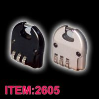 Sell combination lock2605