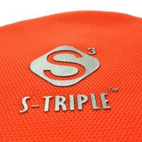 3D embossed silicone printing promotional gifts Heat & ransfer label silicon heat transfer label for garments, sportswear