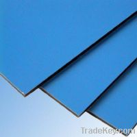 Size 5mm Aluminiun Composite Panel for External Wall Decoration