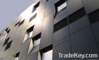 Special Building Material / Aluminum Composite Panel /4mm curtain wall