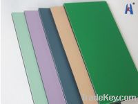 Fireproof Aluminum Plastic Composite Panel / Different Color ACP